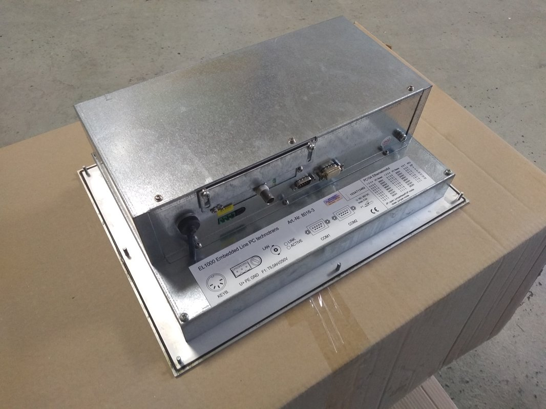 Technotrans Monitor Galvanik